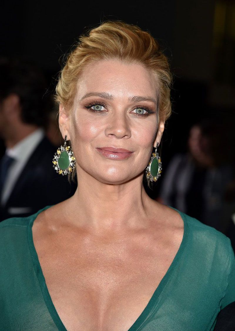 Laurie Holden At Dumb And Dumber To Premiere In Westwood