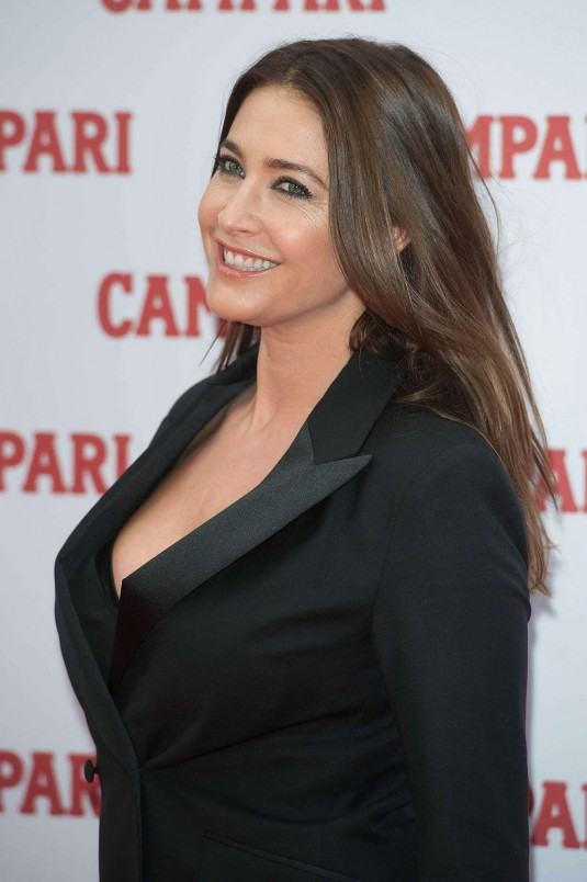 LISA SNOWDON at Campari Calendar 2015 Launch