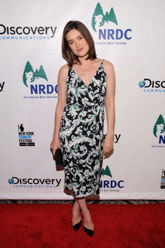 MEGAN BOONE at Night of Comedy Benefit