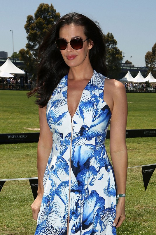 MEGAN GALE at Waterford Crystal Polo