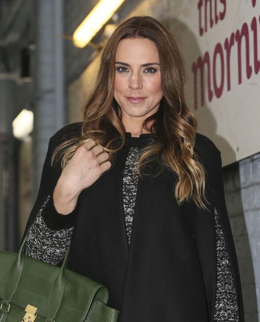 MELANIE CHISHOLM Leaves ITV Studios