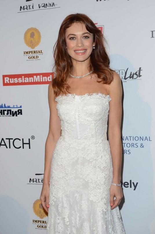 OLGA KURYLENKO at The Russian Ball