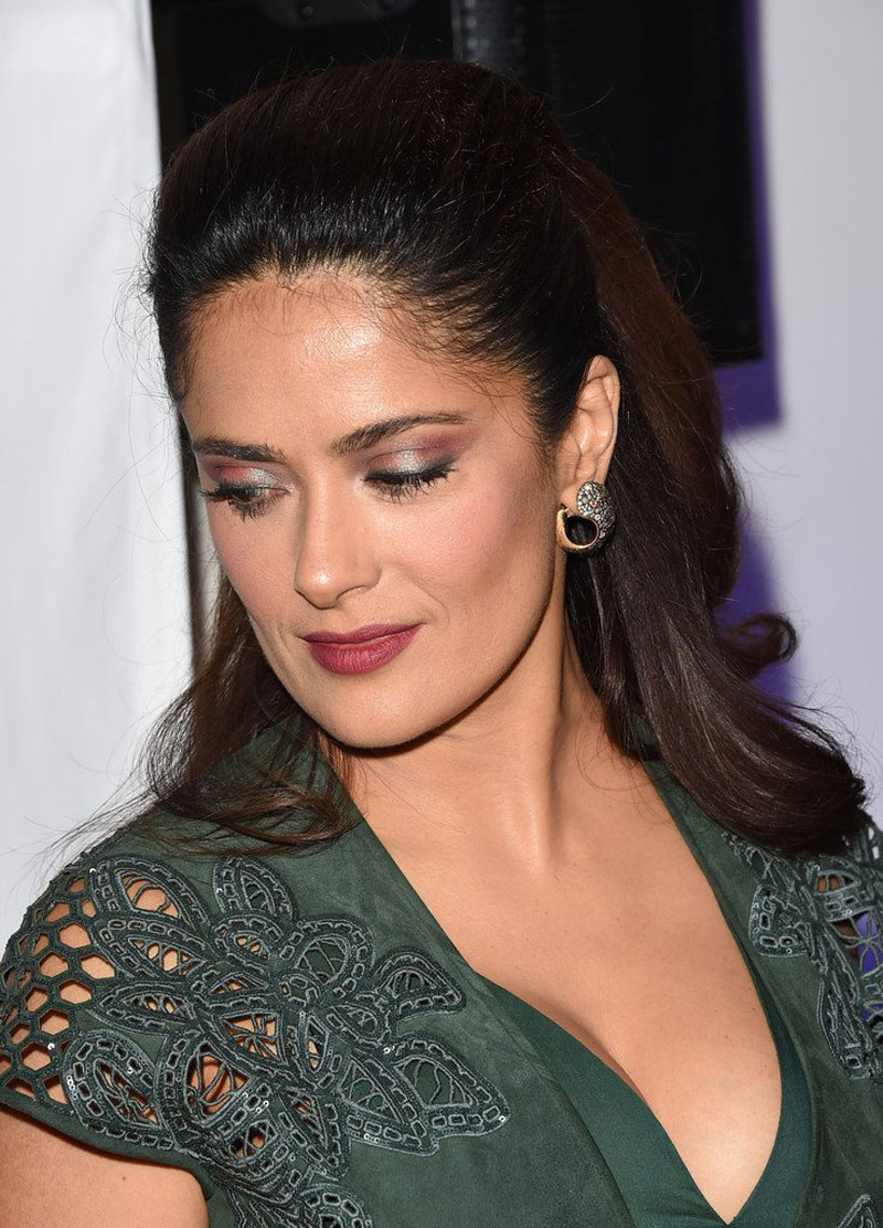Salma Hayek At Equality Now S Make Equality Reality Event