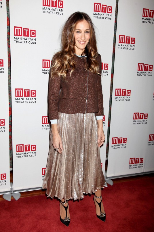 SARAH JESSICA PARKER at The Commons of Pensacola Opening in New York