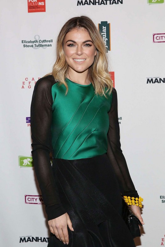 SERINDA SWAN at Hope North Benefit Gala