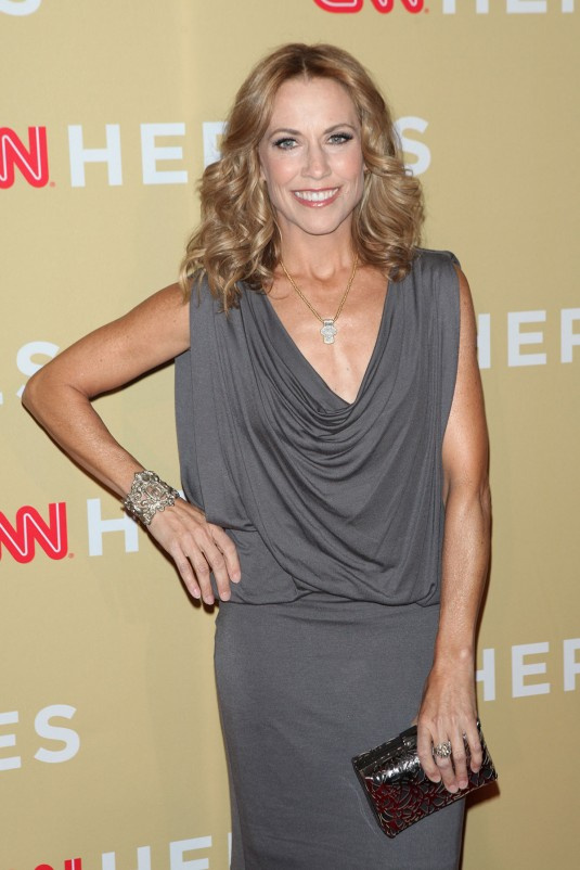 SHERYL CROW at 2014 CNN Heroes An All Star Tribute