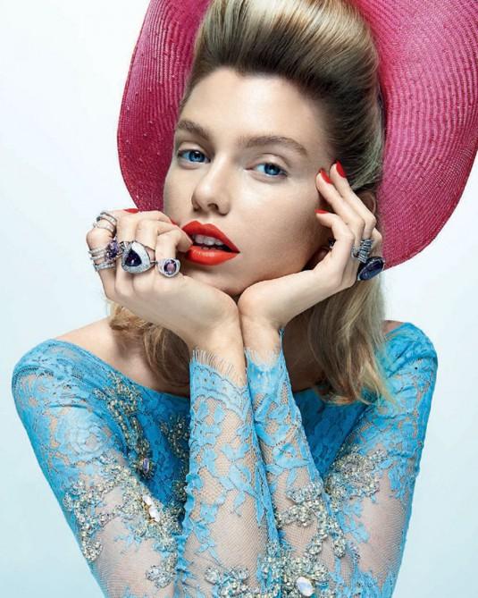 STELLA MAXWELL in Vogue Magazine