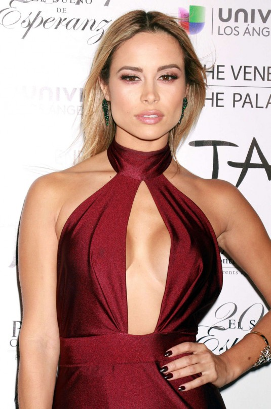 ZULAY HENAO at El Sueno De Esperanza Celebration