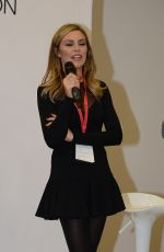 ABIGAIL ABBEY CLANCY at Celebration of Style Launch in Liverpool