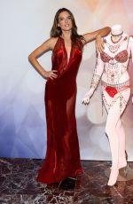 ADRIANA LIMA and ALESSANDRA AMBROSIO at VS Secret Dream Fantasy Bra Debut in Las Vegas