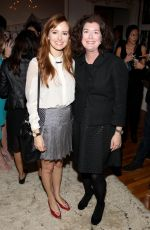 "AHNA O""REILLY at The Art of Elysuim's 2015 Heaven Dinner in Los Angeles"