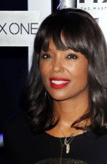 AISHA TYLER at Halo: the Master Chief Collection Launch in Hollywood