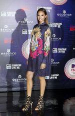 ALESHA DIZON at MTV Europe Music Awards 2014 in Glasgow