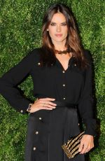 ALESSANDRA AMBROSIO at 2014 Cfda/Vogue Fashion Fund Awards in New York