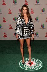 ALESSANDRA AMBROSIO at 2014 Latin Grammy Awards in Las Vegas