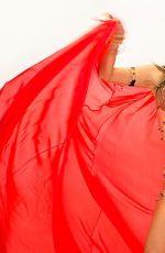 ALESSANDRA AMBROSIO Fitting for Victoria