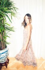 ALESSANDRA AMBROSIO - The Coveteur Photoshoot