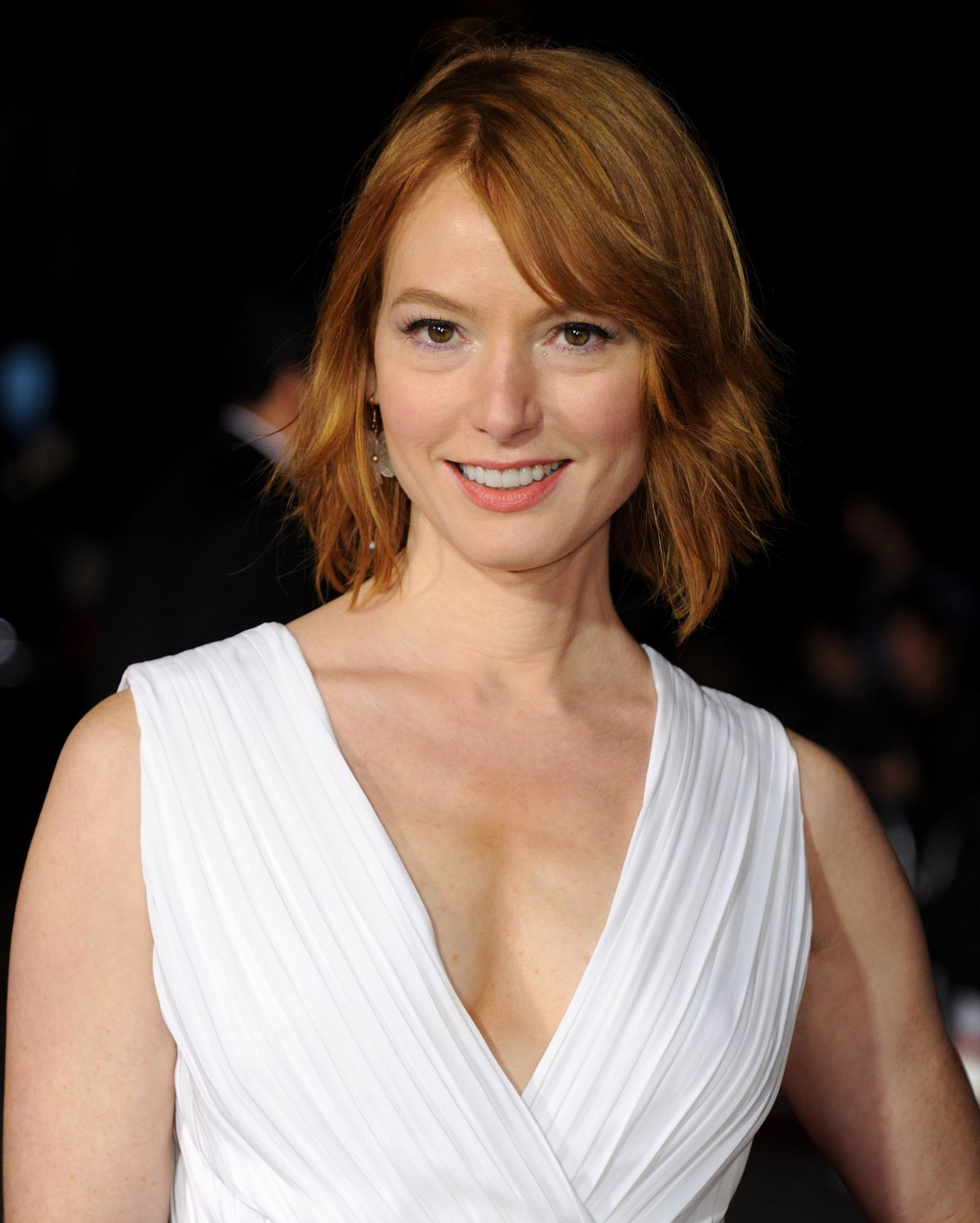 ALICIA WITT at Dumb And Dumber To Premiere in Westwood ...
