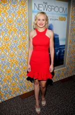 ALISON PILL at Newsroom Season 3 Premiere in Hollywood
