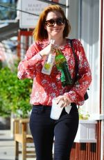 ALYSON HANNIGAN Out Shopping at Brentwood Country Mart 0711