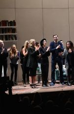 AMANDA SEYFRIED at 24 Hour Plays on Broadway Benefit in New York