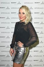 AMELIA LILY at Sony Pool Party at Haymarket Hotel in London