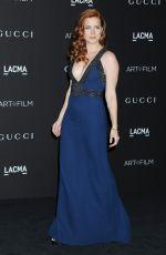 AMY ADAMS at 2014 Lacma Art + Film Gala in Los Angeles