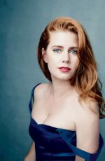 AMY ADAMS in Vogue Magazine, December 2014 Issue