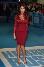AMY CHILD at Horrible Bosses 2 Premiere in London