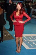 AMY CHILDS at Horrible Bosses 2 Premiere in London