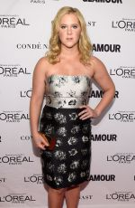 AMY SCHUMER at Glamour Women of the Year 2014 Awards in New York