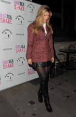 AMY WILLERTON at Bootea Shake Drinks Launch at the Sanctum Soho Hotel in London