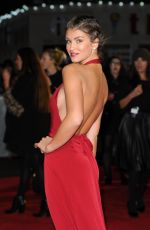 AMY WILLERTON at The Hunger Games: Mockingjay Part 1 Premiere in London