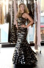 AMY WILLERTON Reveals Her Autumn/Winter 2014 Collection in London