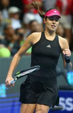 ANA IVANOVIC at Coca-Cola International Premier Tennis League