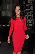 ANDREA MCLEAN at Best Bravest Women Awards