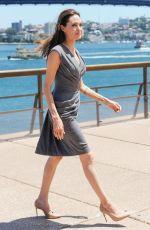 ANGELINA JOLIE at Unbroken Photocall at Sydney Opera House