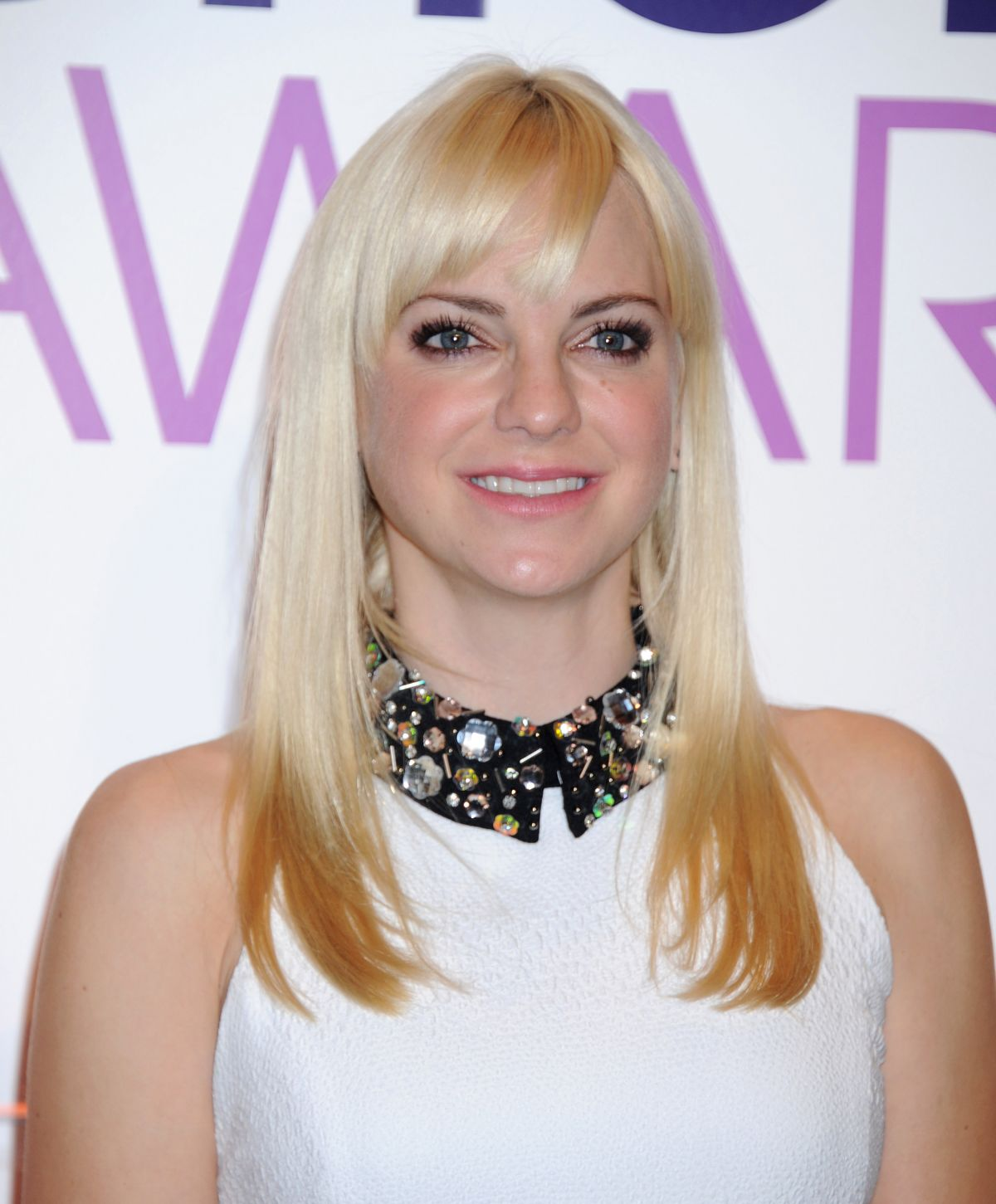 ANNA FARIS at People's...