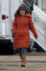 ANNA KENDRICK on Leaves Mr. Right Set in New Orleans