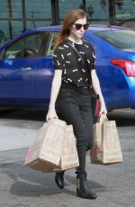 ANNA KENDRICK Out Shopping in Los Angeles 1511