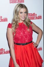 ANNA WILLIAMSON at Made in Dagengham Press Conference in London