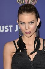 ANNALYNE MCCORD at Just Jared's Homecoming Dance in Los Angeles