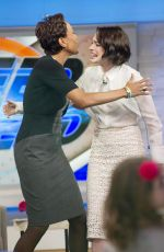 ANNE HATHAWAY at Good Morning America in New York 0511