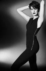 ANNE HATHAWAY in Elle Magazine, UK November 2014 issue