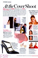 ARIANA GRANDE in Instyle Magazine, December 2014