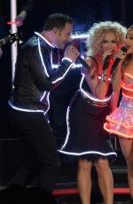 ARIANA GRANDE Performs at 2014 CMA Awards in Nashville