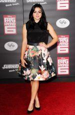 ARIEL WINTER at Big Hero 6 Premiere in Hollywood