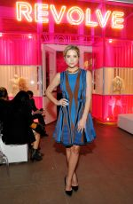 ASHLEY BENSON at Revolve Pop-up Launch Party in Los Angeles