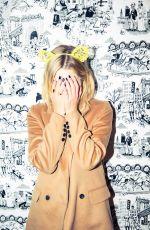 ASHLEY BENSON - The Coveteur Photoshoot