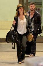 ASHLEY GREENE at LAX Airport in Los Angeles 2311